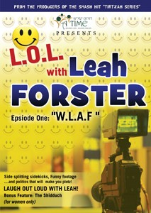 "L.O.L. with Leah Forster Episode One: ""W.L.A.F."" - DVD"
