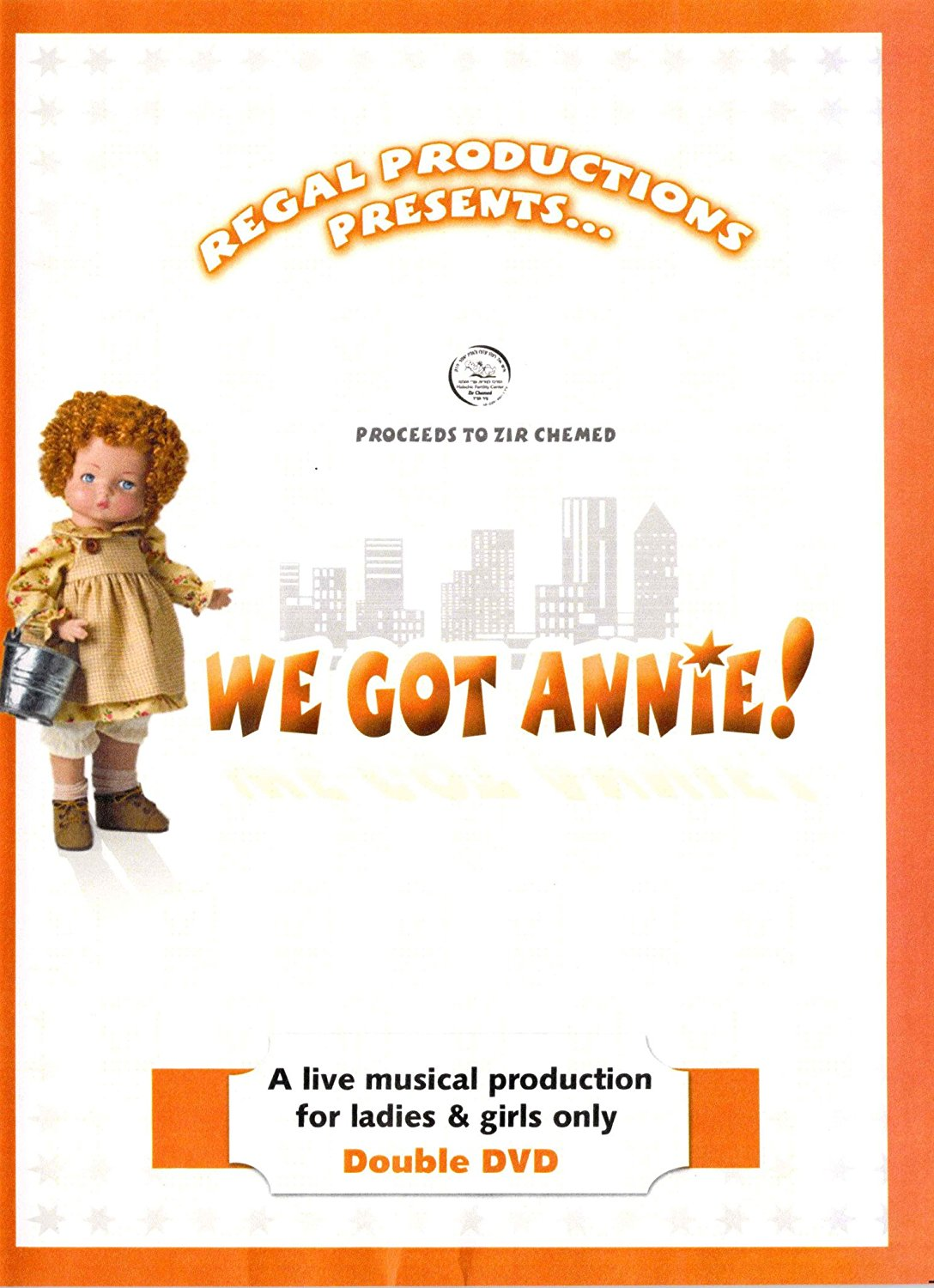 WE GOT ANNIE - DVD