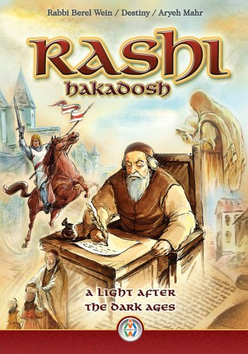 Rashi: A Light After the Dark Ages - DVD