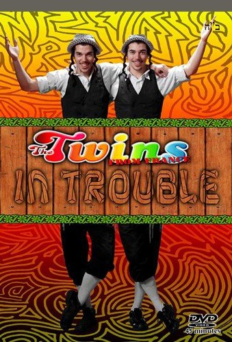 The Twins From France in Trouble! - DVD