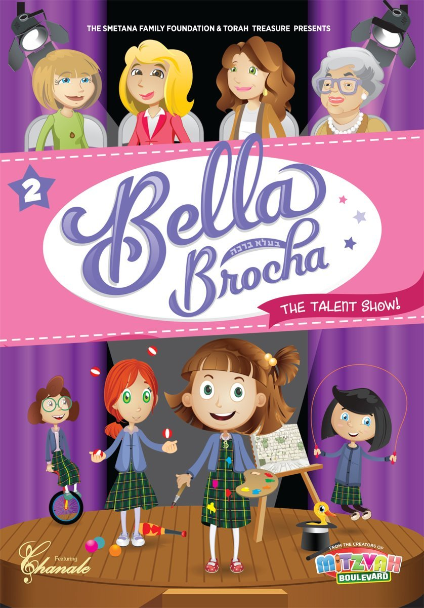 Bella Brocha #2 - The Talent Show - DVD