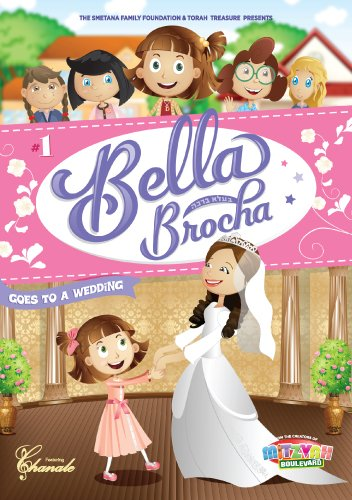 Bella Brocha Goes to a Wedding - DVD