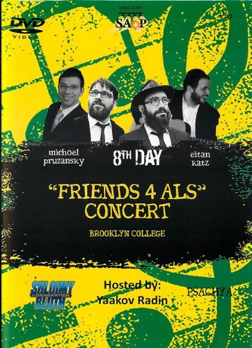 Friends 4 ALS Concert - DVD