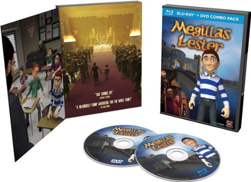 Megillas Lester Movie - DVD