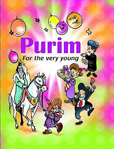 Purim for the Very Young