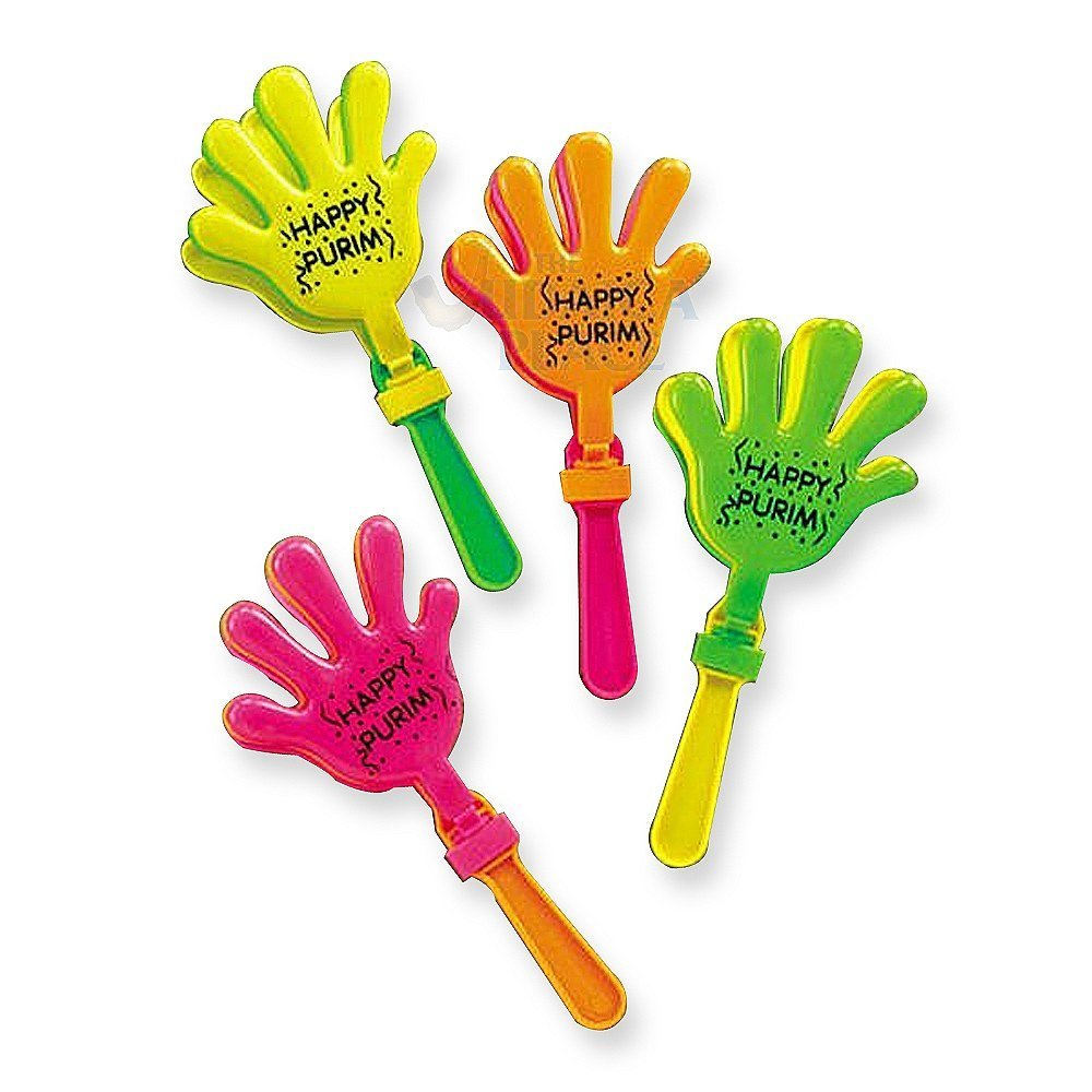 Clapping Hand Graggers (set of 3)