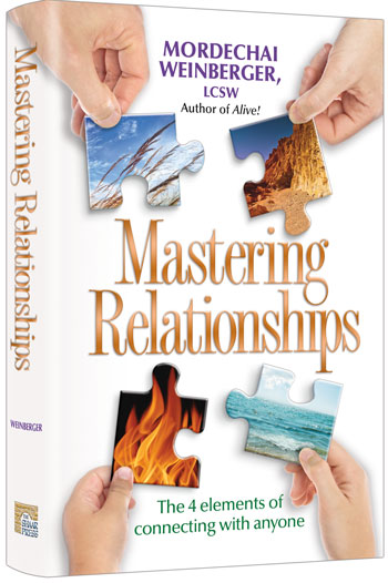 Mastering Relationships - The elements of connecting with anyone