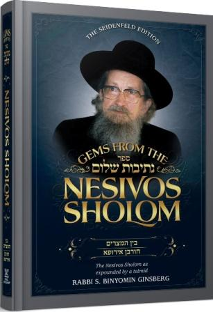 Gems from the Nesivos Sholom - Three Weeks and the Holocaust