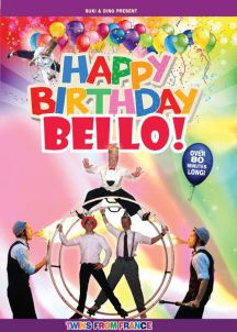 Happy Birthday Bello! - DVD