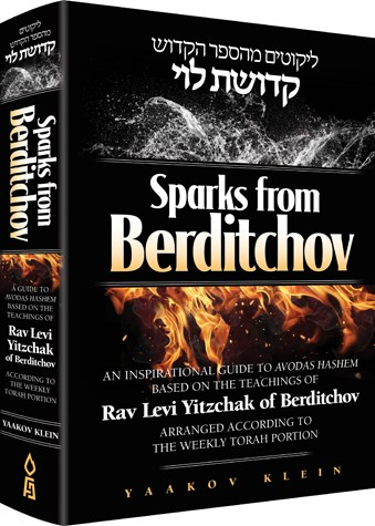 Sparks from Berditchov