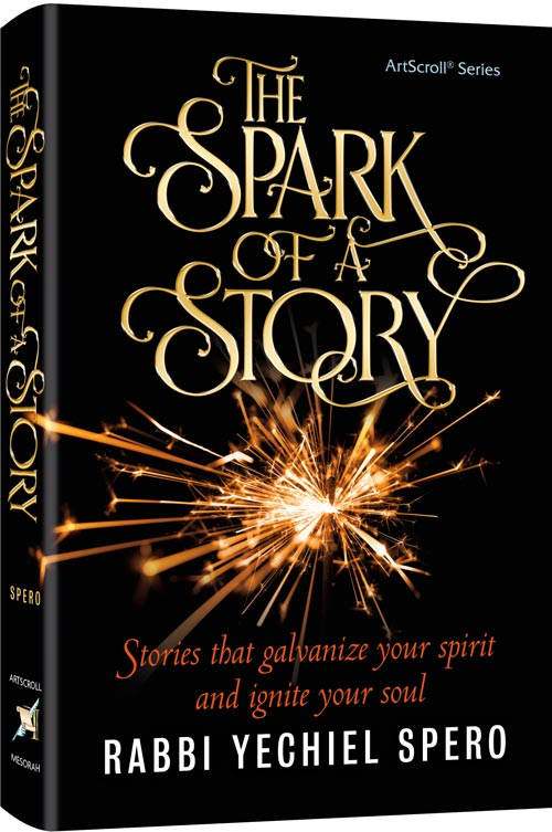 The Spark of a Story - Stories that galvanize your spirit and ignite your soul