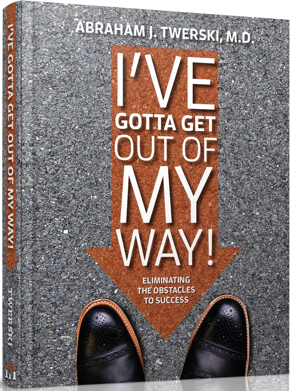 I've Gotta Get Out of My Way - Eliminating the obstacles to success