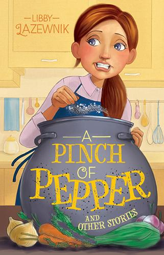 A Pinch of Pepper and other stories