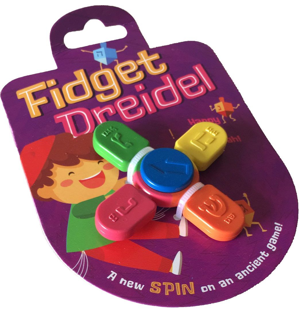 Fidget Dreidel